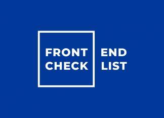 Frontend Checklist dành cho Frontend Developer