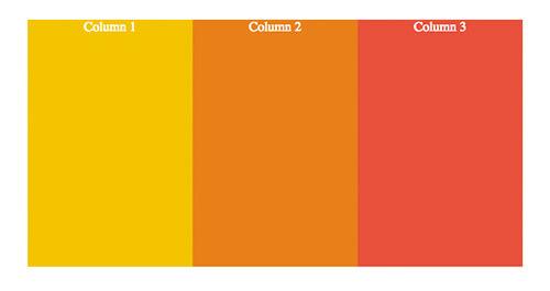 Thuộc tính flex trong CSS3