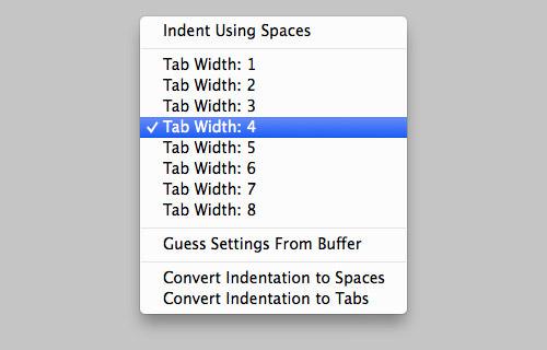 Thuộc tính tab-size trong CSS3